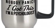 Vaso para psicologos regalo