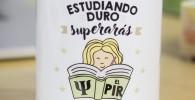 Taza para estudiantes de oposiciones de psicología PIR