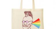 Bolso para estudiante de psicología Freud