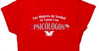 Camiseta para regalar a estudiante de psicologia