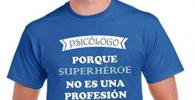 Camiseta para regalar a estudiantes de psicología psicologo
