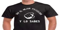 Camiseta para regalar a estudiante de psicologia y psicologo