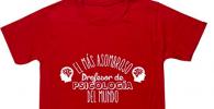 Camiseta para profesor o profesora de psicología