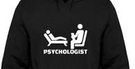 Sudadera para regalar a estudiante de psicología o psicólogo