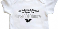 Body ropa para bebe de psicólogo psicóloga