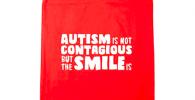 Bolsa para estudiante de psicologia autismo