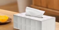 Caja de pañuelos para gabinete despacho oficina de psicología y para psicólogos