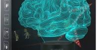 Luz de la Noche del Dinosaurio 3D, LED Lámpara de Mesa de Cabecera 7 colores Cambiando con el Botón de Tacto Inteligente Iluminación decoración Dormir Lámpara, Regalos Perfectos para Niños Navidad [Clase de eficiencia energética A]